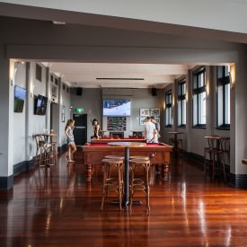 Play A Of Pool With Friends At Ship Inn