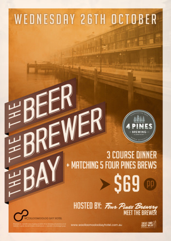 The Beer, The Brewer, The Bay