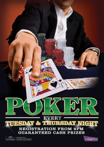 National Pub Poker | Sandown Park Hotel