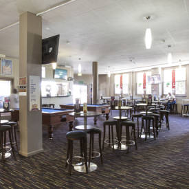 The Sports Bar At Railway Hotel Liverpool S