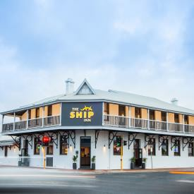 Welcome To The Ship Inn
