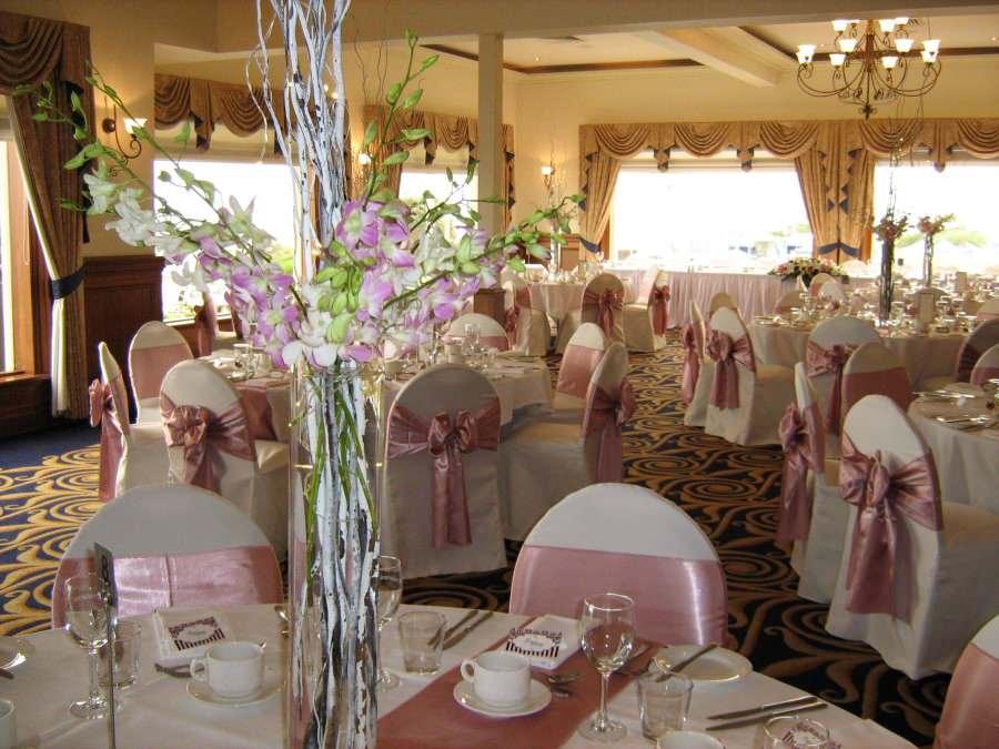 Waterfront Wedding Reception Room In Brighton
