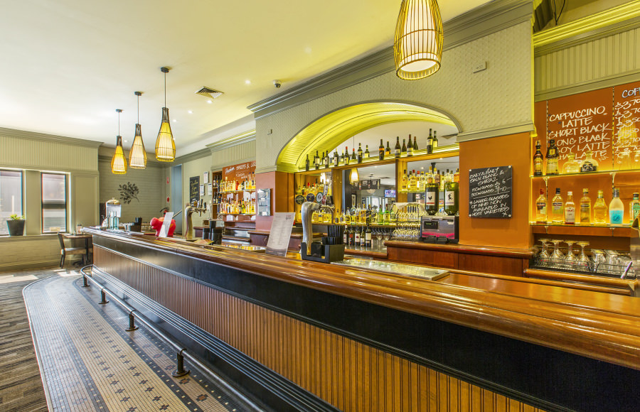 We Stock All Your Favourites At The Eltham Hotel