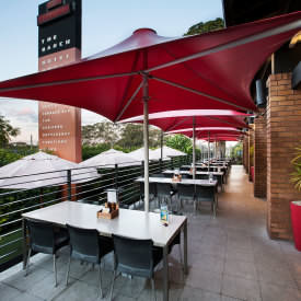 ... The terrace is the perfect spot for a meal or your next function at The Ranch ... & Bar and Outdoor Terrace in Sydneyu0027s Outer North-West - The Ranch ...