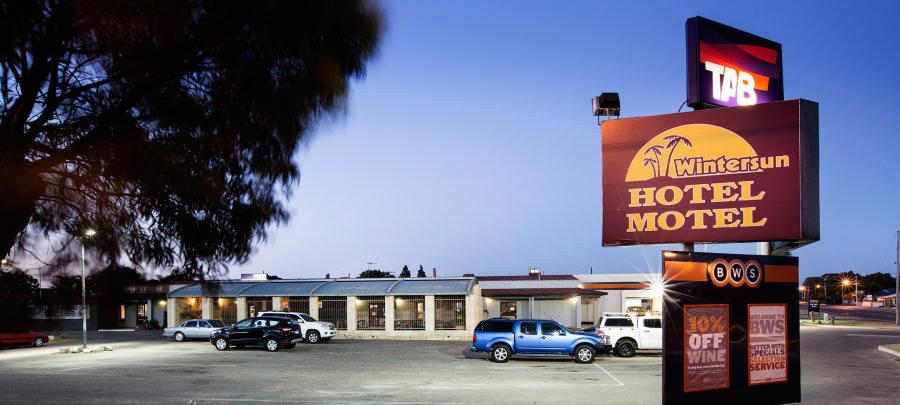 Geraldton Motor Inn Impremedia