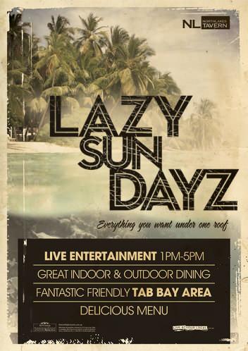 Lazy Sun Dayz